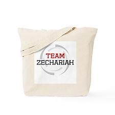 Zechariah Tote Bag