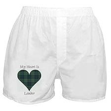 Heart - Lauder Boxer Shorts
