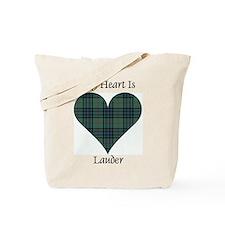 Heart - Lauder Tote Bag
