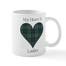 Heart - Lauder Mug