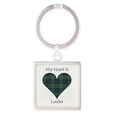 Heart - Lauder Square Keychain