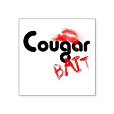 CougarBait01.jpg Sticker