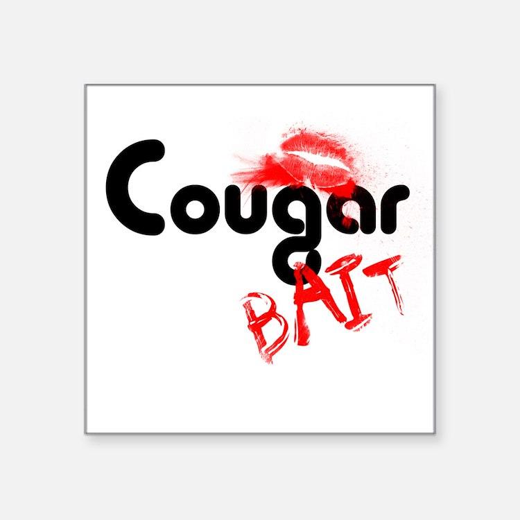 CougarBait01.jpg Sticker