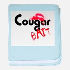 CougarBait01.jpg baby blanket