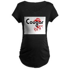 CougarBait01.jpg Maternity T-Shirt
