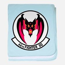 44th_Fighter_Squadron.png baby blanket