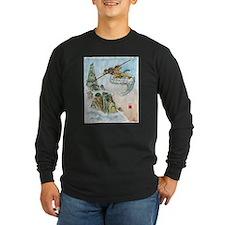 monkey king Long Sleeve T-Shirt