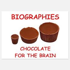 biography Invitations