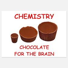 chemistry Invitations
