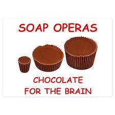 soap opera Invitations