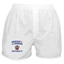 TYRRELL University Boxer Shorts