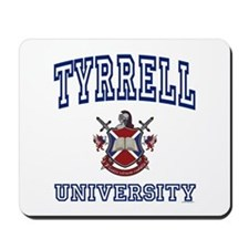 TYRRELL University Mousepad
