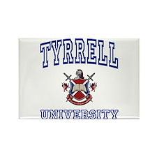 TYRRELL University Rectangle Magnet