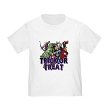 Avengers Assemble Trick or Treat T