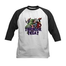Avengers Assemble Trick or Tr Tee