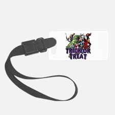 Avengers Assemble Trick or Treat Luggage Tag