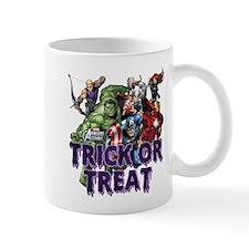 Avengers Assemble Trick or Treat Mug