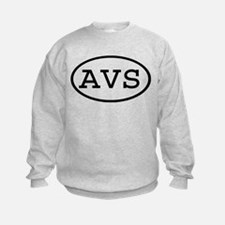 AVS Oval Sweatshirt