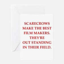 film maker Greeting Card