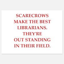 librarian Invitations