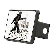 Sasquatch Gone Squatchin Hitch Cover