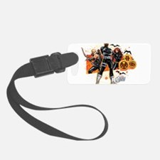 Avengers Assemble Halloween 5 Luggage Tag