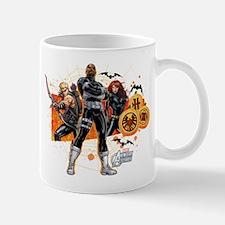 Avengers Assemble Halloween 5 Mug