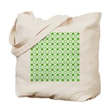 Cute Green chic Tote Bag