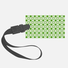 Funny Green chic Luggage Tag