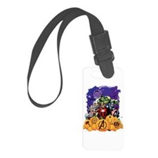 Avengers Assemble Halloween 2 Luggage Tag