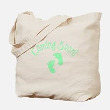 Coming soon Tote Bag