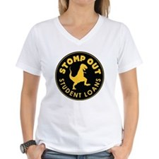 Stomp Out Student Loans Shirt