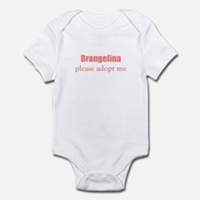 Brangelina, adopt me Infant Bodysuit