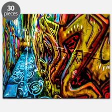 Graffiti Alley Puzzle