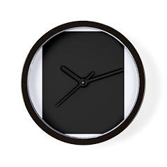Kucinich Anti-War Chant Wall Clock