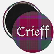 Tartan - Crieff dist. Magnet