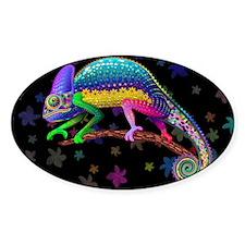 Chameleon Fantasy Rainbow Decal