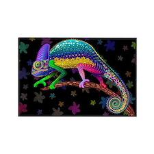 Chameleon Fantasy Rainbow Magnets