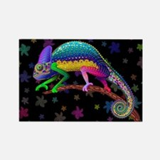 Chameleon Fantasy Rainbow Magnets