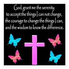SERENITY PRAYER Invitations