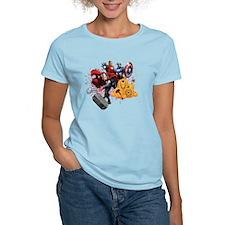 Avengers Assemble Halloween T-Shirt