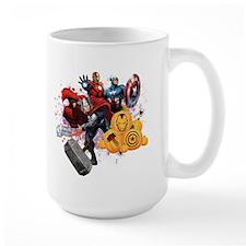 Avengers Assemble Halloween Mug