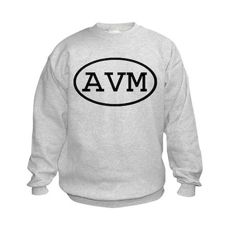 AVM Oval Kids Sweatshirt