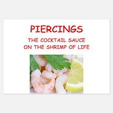 piercing Invitations
