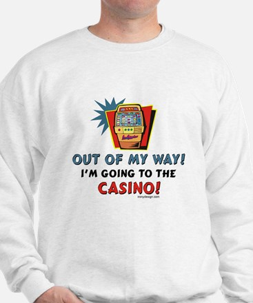 Out of My Way Casino! Jumper