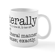 Literally Mug
