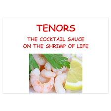 tenors Invitations