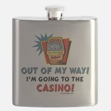 Out of My Way Casino! Flask
