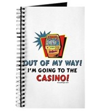 Out of My Way Casino! Journal