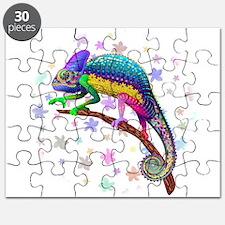 Chameleon Fantasy Rainbow Puzzle